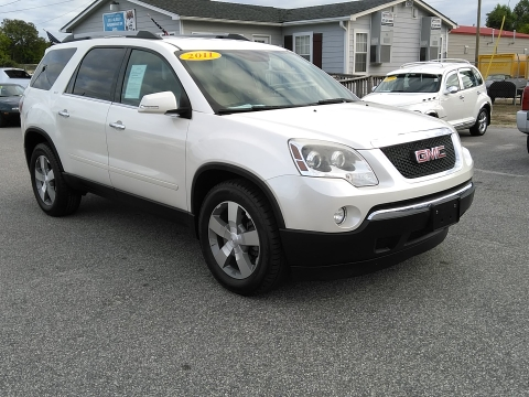 2011 GMC Acadia for sale in Fayetteville, NC