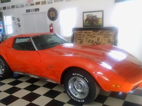 1975 Chevrolet Corvette for sale in Fayetteville, NC
