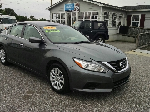 2016 Nissan Altima for sale in Fayetteville, NC