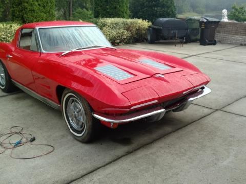 1963 Chevrolet Corvette for sale in Fayetteville, NC