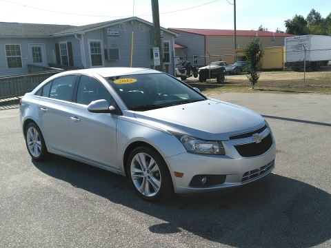2013 Chevrolet Cruze for sale in Fayetteville, NC