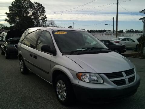 2006 Dodge Caravan for sale in Fayetteville, NC