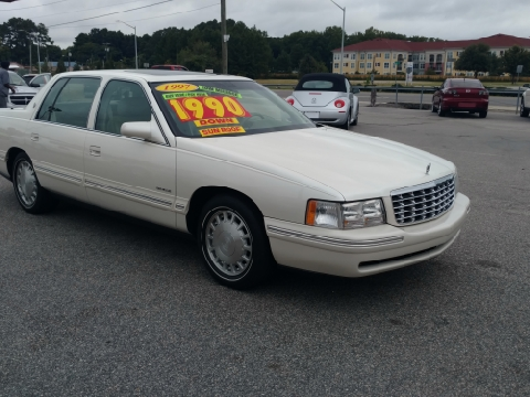1997 Cadillac DeVille for sale in Fayetteville, NC