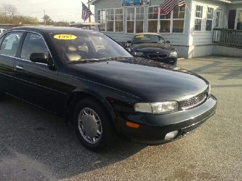 1997 Infiniti J30 for sale in Fayetteville, NC
