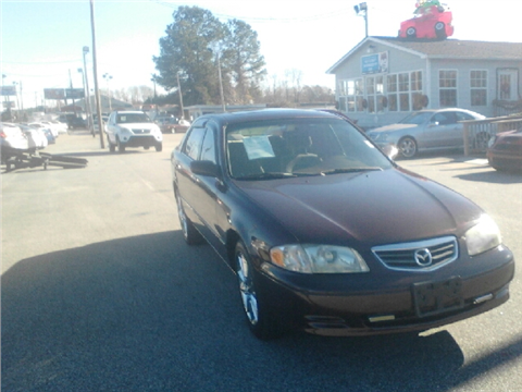 2002 Mazda 626 for sale in Fayetteville, NC