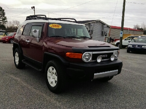 2008 Toyota FJ Cruiser for sale in Fayetteville, NC