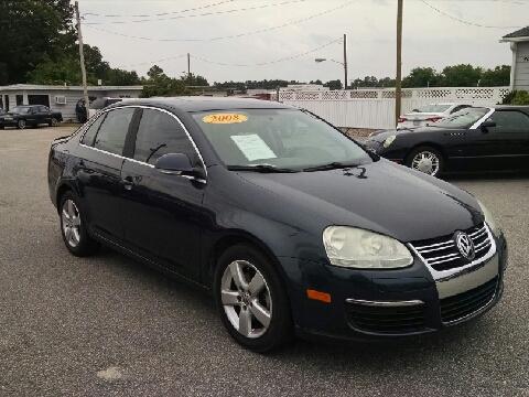 2008 Volkswagen Jetta for sale in Fayetteville, NC