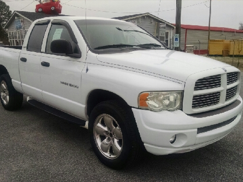 2002 Dodge Ram Pickup 1500 for sale in Fayetteville, NC