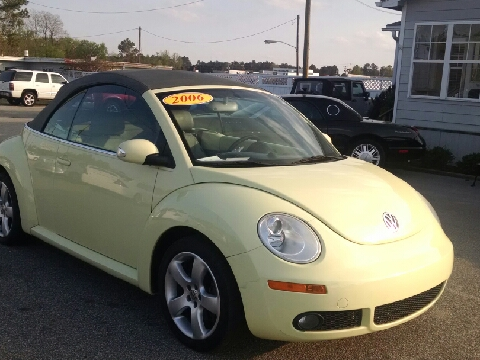 2006 Volkswagen New Beetle for sale in Fayetteville, NC