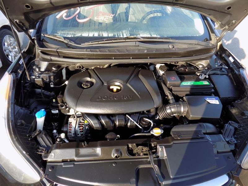 2011 Hyundai Elantra GLS 4dr Sedan 6A In Lincolnton NC  PRO