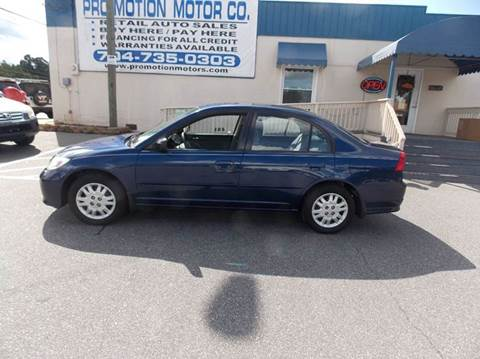 honda for sale lincolnton nc
