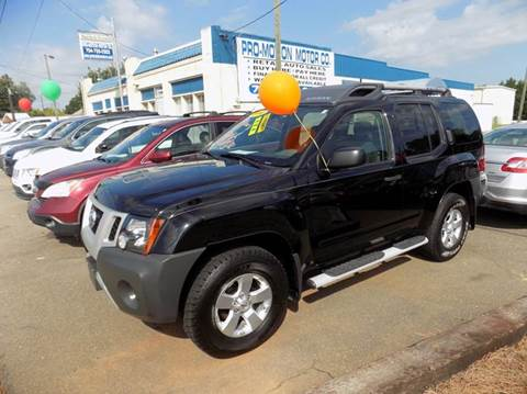 2010 Nissan Xterra for sale in Lincolnton, NC