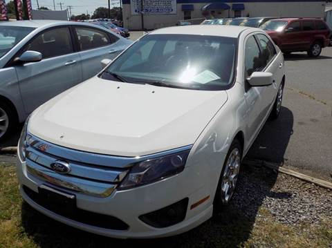 2011 Ford Fusion for sale in Lincolnton, NC