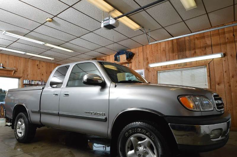 2001 toyota tundra 4dr access cab sr5 v8 4wd sb in johnstown pa hollern sons auto sales. Black Bedroom Furniture Sets. Home Design Ideas