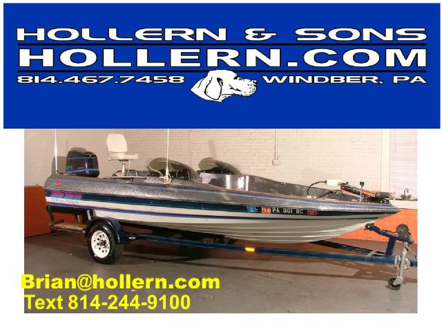 1987 BAYLINER BASS STRIKER
