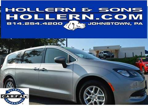 2017 Chrysler Pacifica for sale in Johnstown, PA