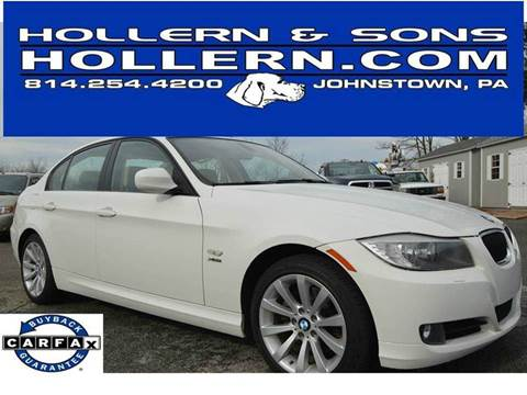 2011 BMW 3 Series for sale in Johnstown, PA
