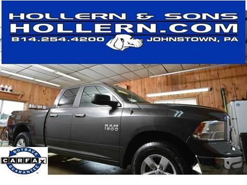 2016 RAM Ram Pickup 1500 for sale in Johnstown, PA