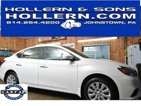 2016 Nissan Sentra for sale in Johnstown, PA