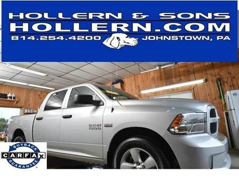 2015 RAM Ram Pickup 1500 for sale in Johnstown, PA