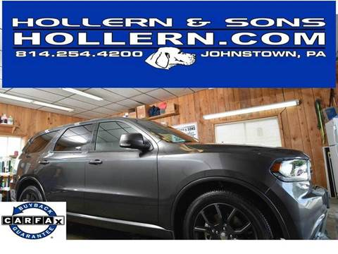 2017 Dodge Durango for sale in Johnstown, PA
