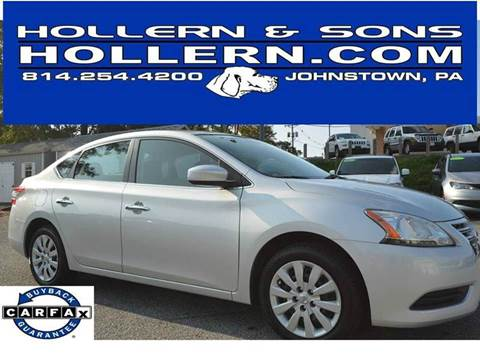 2013 Nissan Sentra for sale in Johnstown, PA