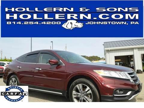 2014 Honda Crosstour for sale in Johnstown, PA
