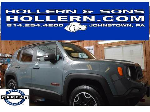 2016 Jeep Renegade for sale in Johnstown, PA