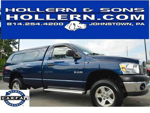 2008 Dodge Ram Pickup 1500 for sale in Johnstown, PA