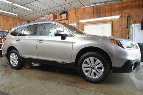 2016 Subaru Outback for sale in Johnstown, PA