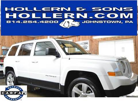 2017 Jeep Patriot for sale in Johnstown, PA