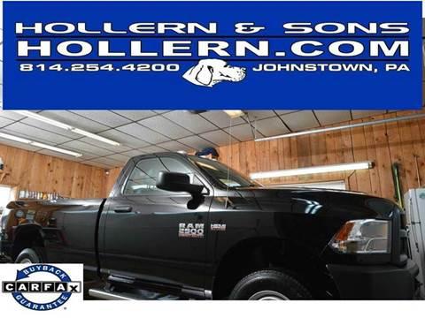 2014 RAM Ram Pickup 2500 for sale in Johnstown, PA