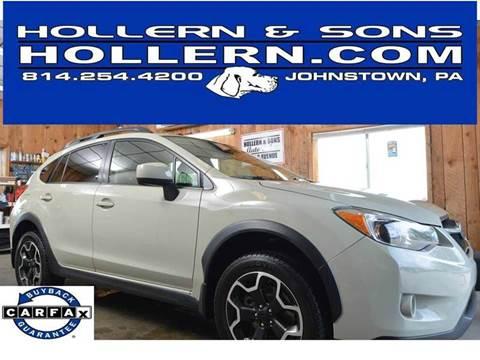 2014 Subaru XV Crosstrek for sale in Johnstown, PA