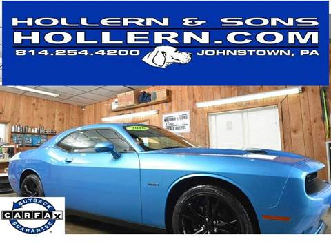 2016 Dodge Challenger for sale in Johnstown, PA