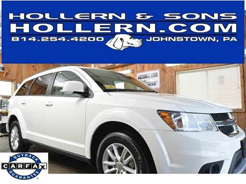 2017 Dodge Journey for sale in Johnstown, PA