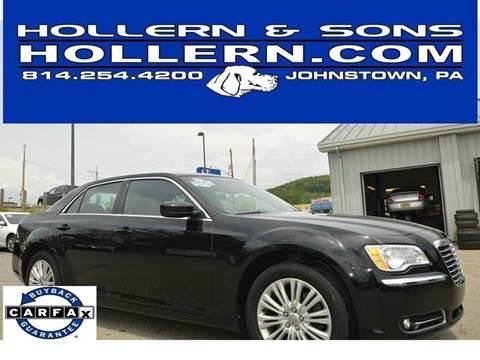 2014 Chrysler 300 for sale in Johnstown, PA