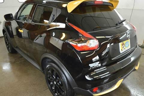 2016 Nissan JUKE for sale in Johnstown, PA