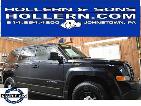 2011 Jeep Patriot for sale in Johnstown, PA