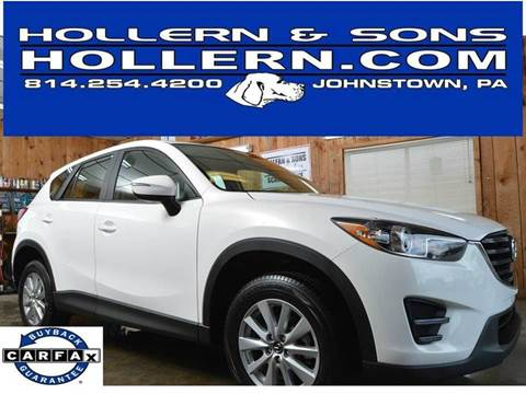 2016 Mazda CX-5 for sale in Johnstown, PA