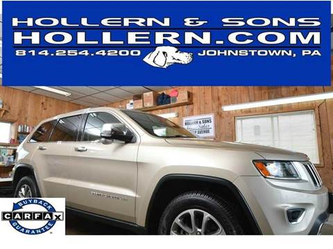 2014 Jeep Grand Cherokee for sale in Johnstown, PA