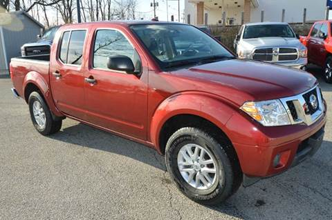 2016 Nissan Frontier for sale in Johnstown, PA