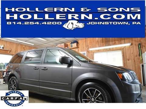 2017 Dodge Grand Caravan for sale in Johnstown, PA