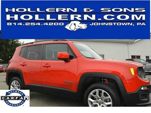 2017 Jeep Renegade for sale in Johnstown, PA