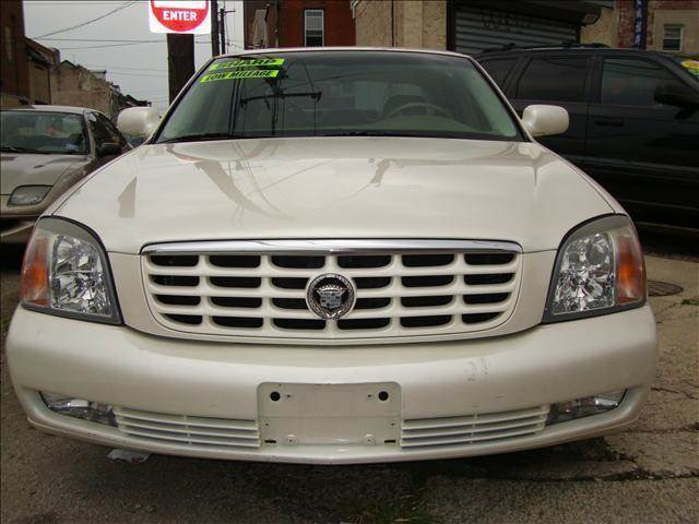 2001 Cadillac Deville Dts In Philadelphia Pa 11th Street Auto Sales