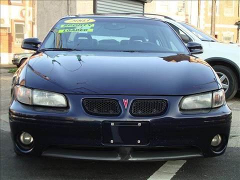 2002 pontiac grand prix 40th anniversary edition production numbers