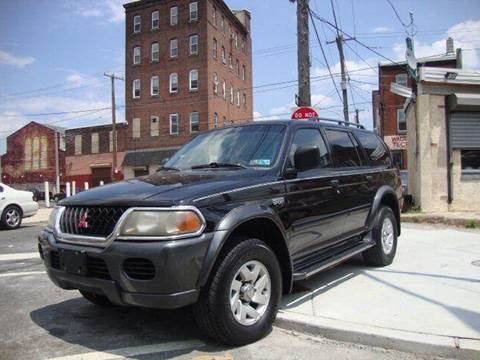 2001 Mitsubishi Montero Sport for sale in Philadelphia, PA
