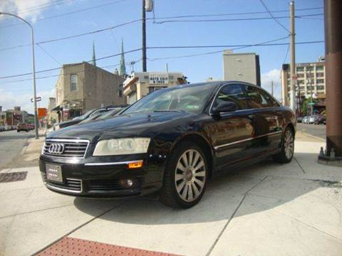 Audi A For Sale In Pennsylvania Carsforsalecom - A8 audi