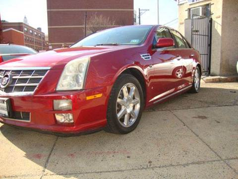 2008 cadillac sts for sale in philadelphia pa. Black Bedroom Furniture Sets. Home Design Ideas