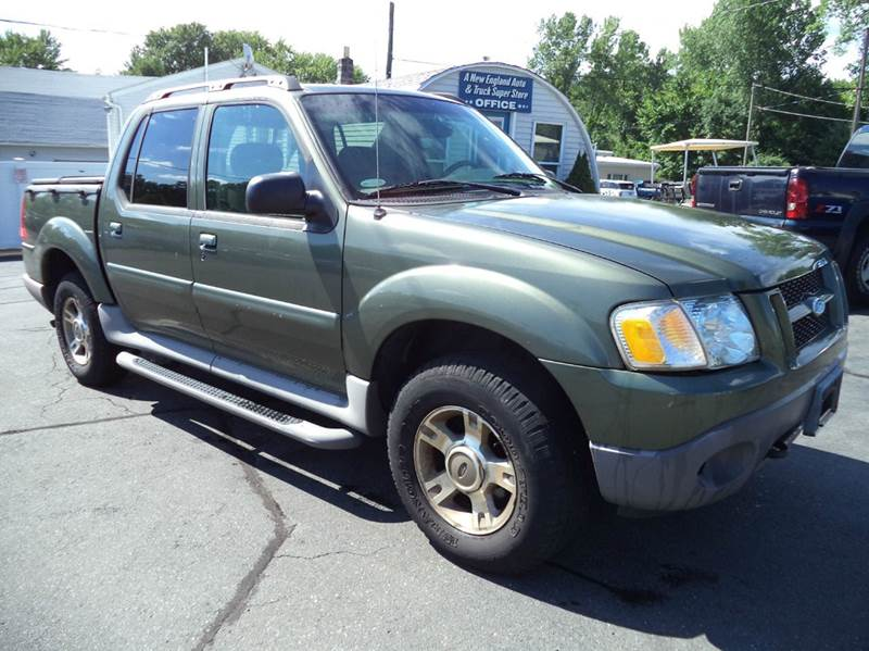 2003 Ford Explorer Sport Trac XLT 4dr 4WD Crew Cab SB - Suffield CT