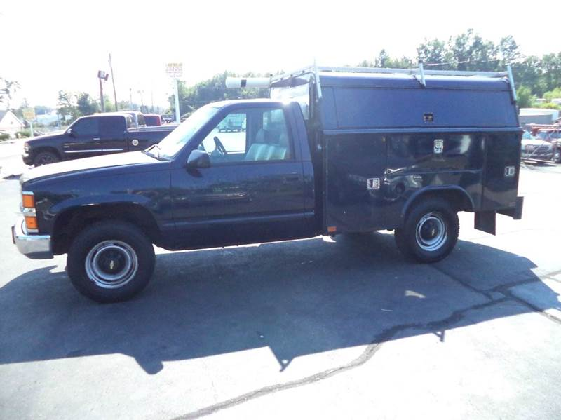2000 Chevrolet C/K 3500 Series 2dr C3500 LS Standard Cab LB - Suffield CT